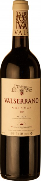 Marquesa Valserrano Rioja Crianza Rotwein 2016