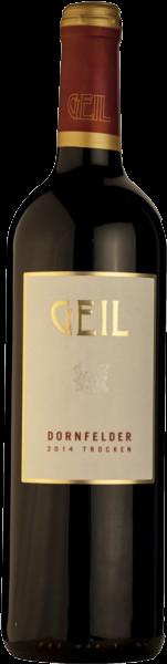 Weingut Geil Dornfelder Rotwein trocken 2018