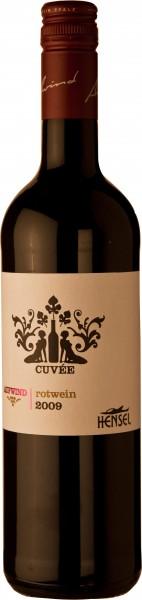 Weingut Hensel Rotwein Cuvée Aufwind 2016