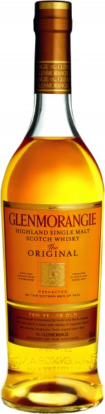 Glenmorangie Single Malt Whisky Original 18 Years