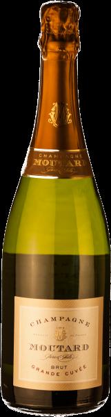 Champagner Moutard Grande Cuvée Brut