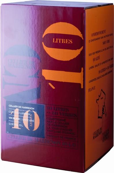 Marrenon Luberon Weisswein AOC Weinschlauch 10 Liter