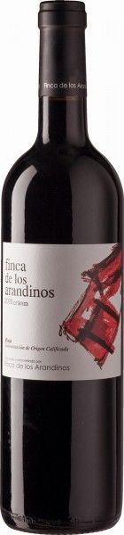 Finca de Los Arandinos Rioja Crianza Rotwein 2016