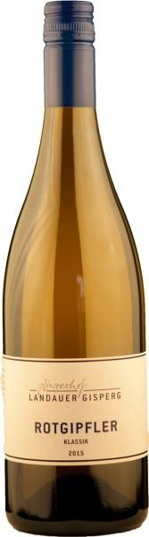 Weingut Landauer Rotgipfler Weisswein Östereich 2017