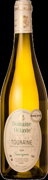 Domaine Octavie Weisswein Touraine Sauvignon Blanc AOC 2020