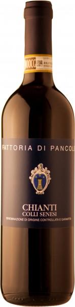 6 Flaschen Fattoria Pancole Rotwein Chianti Colli Senesi DOCG 2016 für 49,80€ statt 53,40€