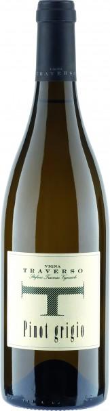 Vigna Traverso Weißwein Pinot Grigio COF 2016