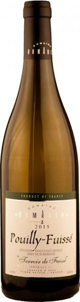 Domaine Romanin Pouilly-Fuisse Chardonnay Weisswein 2015