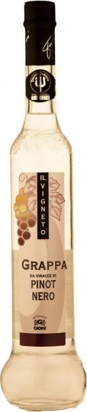 40 % Rabatt auf Giori Grappa Pinot Nero