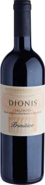 Rotwein Dionis Primitivo