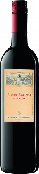 Krems Blauer Zweigelt St. Severin 2014