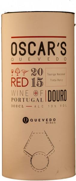 Quevedo Oscar´s Tinto Bariqua Rotwein Portugal Weinschlauch 3,0 Liter