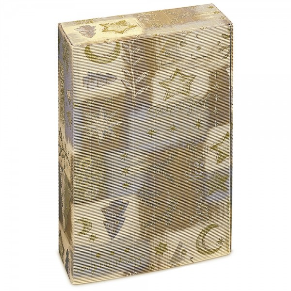 Geschenkkarton 3er Modern Christmas