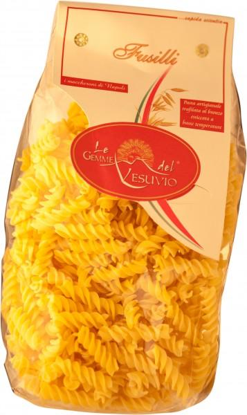 Pasta Nudeln Gemme del Vesuvio Fusilli