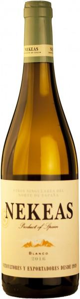 Nekeas Blanco Viura & Chardonnay Weisswein aus Spanien