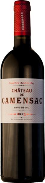 Château Camensac Grand Cru Classé Haut Medoc 2012