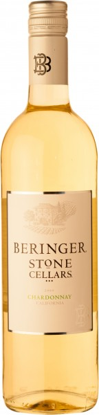 Beringer Chardonnay Stone Cellars Weißwein 2017