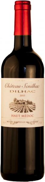 Château Senilhac Dilhac Haut Medoc Bordeaux Rotwein