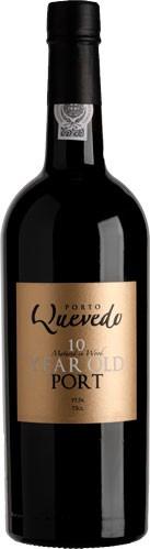Quevedo Portwein Porto 10 Years Old 20% 0,75 L.