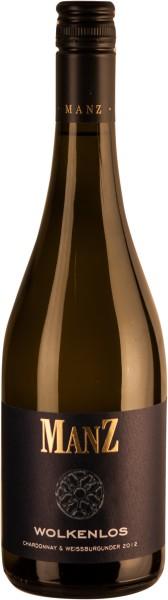 Manz Chardonnay Weißburgunder Cuvée mit Barrique Anteil