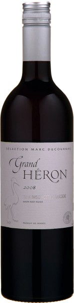 Vigneron Plaimont Rotwein Grand Heron Rouge VDP 2016