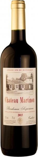 Rotwein Bordeaux Chateau Martinon Superieur