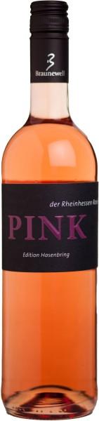 Rosé Pink Weingut Braunewell aus Rheinhessen