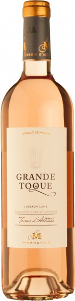 Roséwein Marrenon Grand Toque Rosé