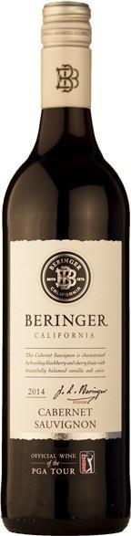Beringer Cabernet-Sauvignon Rotwein Kalifornien 2018