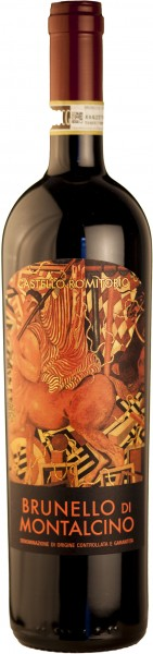 Castello Romitorio Rotwein Brunello di Montalcino DOCG 2012