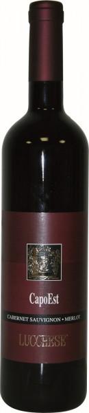6 Flaschen Rotwein Tenuta CapoEst Italien Cabernet-Merlot Barrique 2011