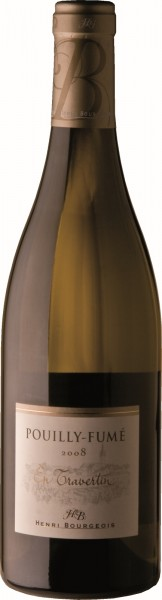 Weisswein Henri Bourgoise Pouilly Fumé ein berühmter Frankreich Chardonnay