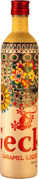 Gecko Caramel Wodka Likör aus Portugal