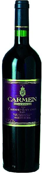 Carmen Rotwein Chile Cabernet Sauvignon 2015 Reservado