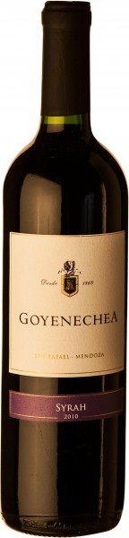 Goyenechea Syrah 2012