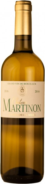 Charteau-Martinon-Entre-deux-Mers-Weißwein aus Sauvignon blanc, Semillion