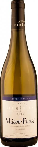 Domaine Romanin Burgund Macon-Fuisse Chardonnay Weisswein 2017