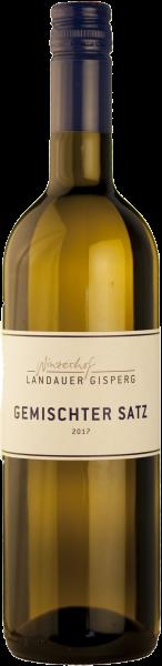 Weingut Landauer Weisswein Gemischter Satz 2017/18