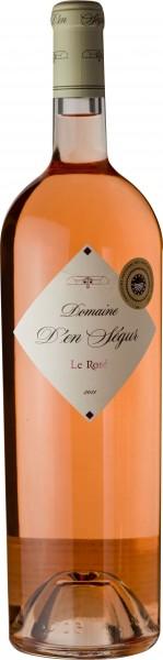 Domaine D'en Segur Le Rosé Languedoc 2019 Magnum