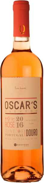 Quevedo Oscar´s Rosé Wein Portugal trocken 2020