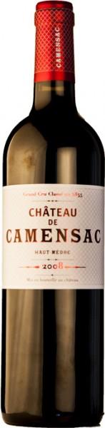 Château Camensac Grand Cru Classé Haut Medoc 2008